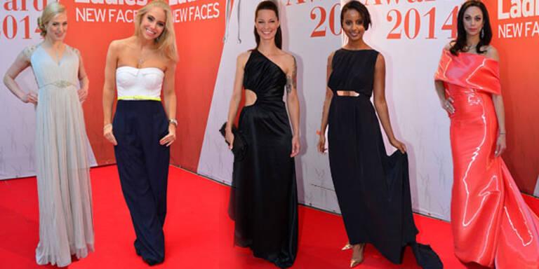Die Glamour-Roben der Verleihung