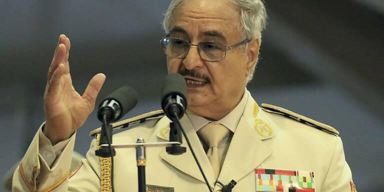 Moskau: Libysche Konfliktparteien wollen Waffenruhe aufrechterhalten