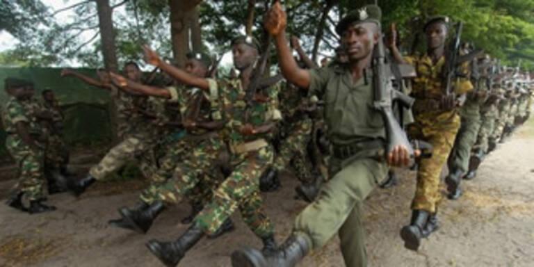 Massengrab in Burundi gefunden