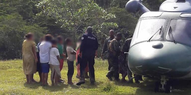 Schwangere und sechs Kinder in Panama zu Tode gefoltert