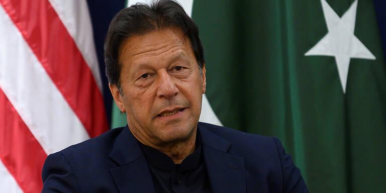 Pakistans Regierungschef vergleicht Indien mit Hitler-Deutschland