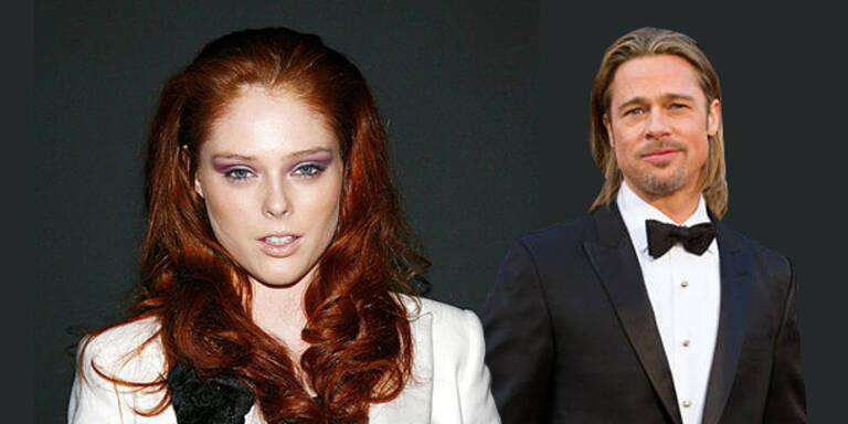 Model Coco Rocha ätzt gegen Brad Pitt