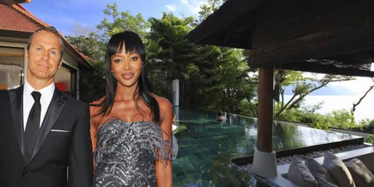 Campbell: 3 Wochen Detox in Luxus-Villa