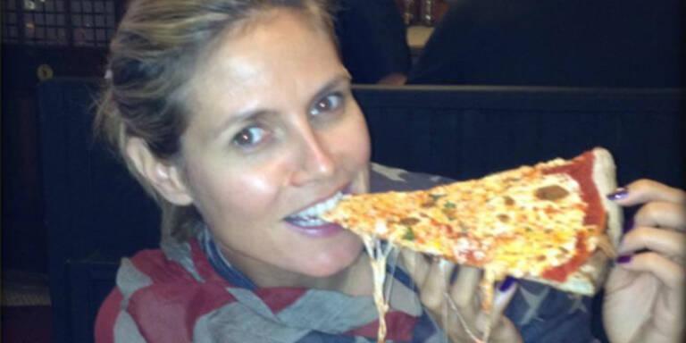 Heidi und Junk-Food: Ach so?