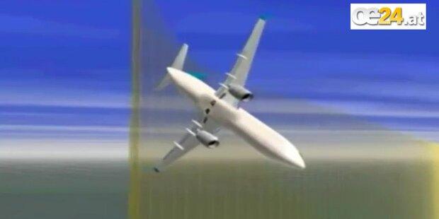 Boeing nach Flugfehler im Sturzflug