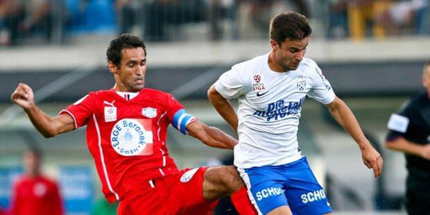 Last-Minute-Tor von Okotie rettet Austria