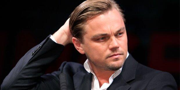 Leonardo DiCaprio hat Ärger mit PETA