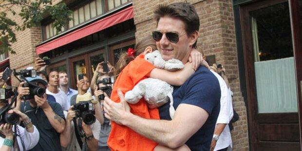 Tom Cruise ist nun doch kein 'Rabenvater'