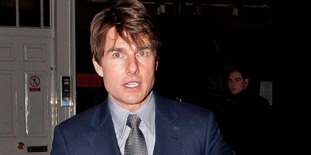 Tom Cruise: heimlicher Besuch in  Sex-Club?