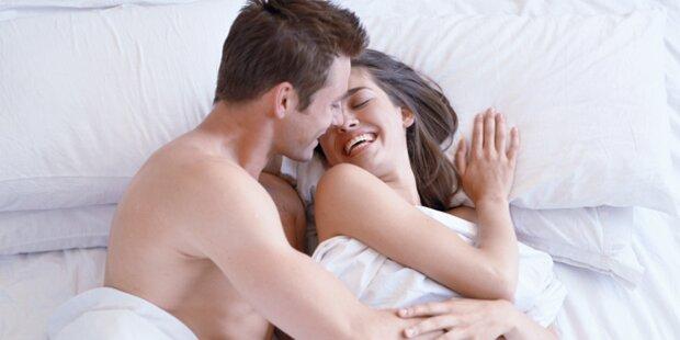 Was lieben Sie an Ihrem Partner?
