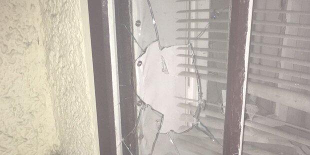 Stein-Anschlag auf Asylunterkunft im Pinzgau