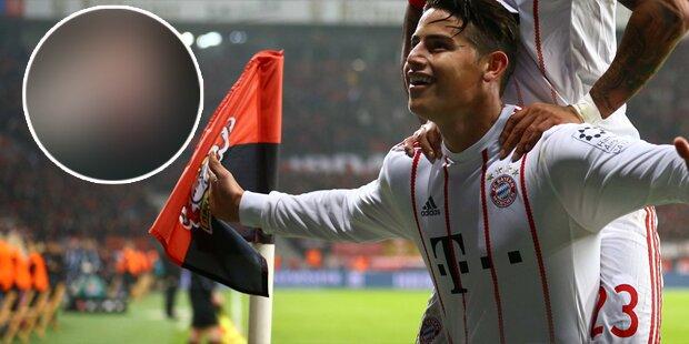 In Leverkusen: Fan wird zum Internet-Hit
