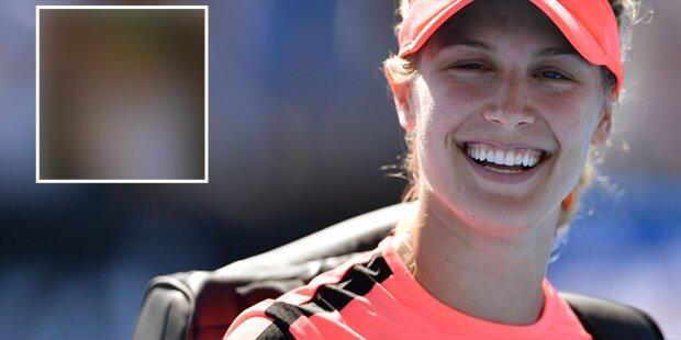 Tennis-Beauty begeistert mit DIESEM Bild