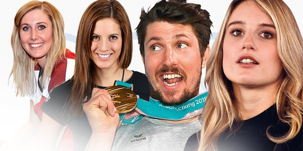Olympia: Wir holen noch sechs Medaillen