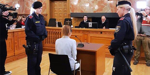 Urteil: acht Jahre für Witwe