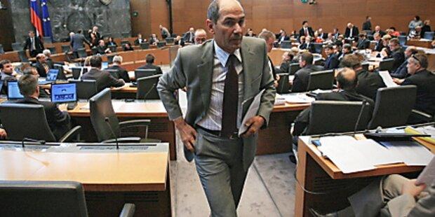 Janez Jansa zum neuen Premier gewählt