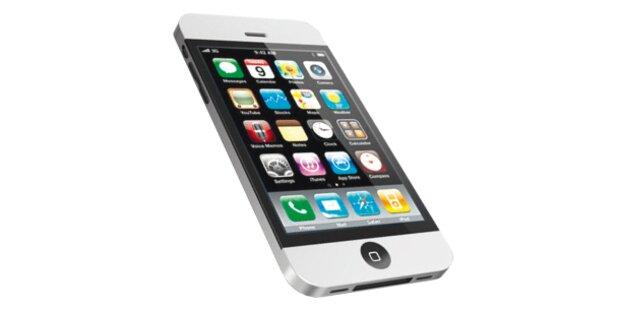 Neue Informationen vom iPhone 5