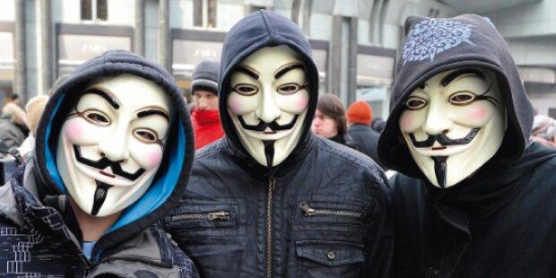 Anonymous macht FP-Politiker supernervös
