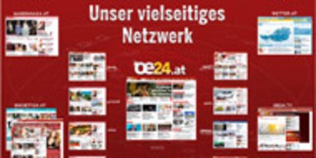 Das oe24-Netzwerk im Überblick