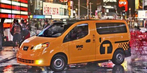 Japan-Van statt Straßenkreuzer