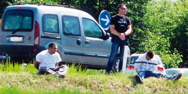 Kidnapping- Opfer wieder  daheim