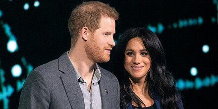 Harry & Meghan: Zwei Millionen für ein Dinner