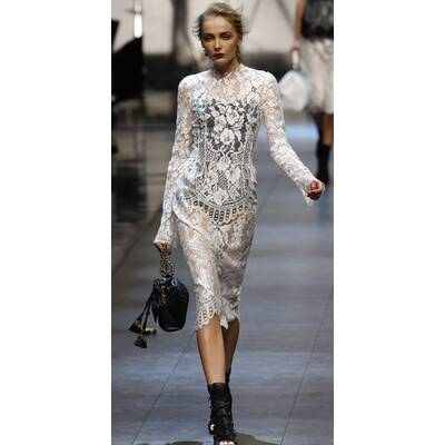 SLIDESHOW: Dolce&Gabbana SS10