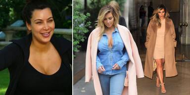 Kim möchte heißeste Mutter Hollywoods sein