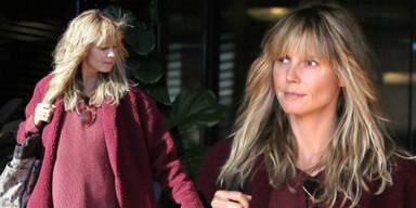 Heidi Klum zeigt sich ohne Make-Up