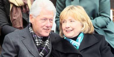 Hillary Clinton zeigt sich mit neuer Frisur