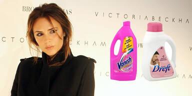 Victoria Beckham gibt Putz-Tipps