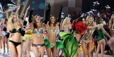 Das war die Victoria's Secret Show 2012