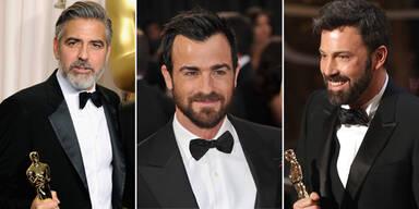 Heißestes Oscar-Accessoire: Bart!