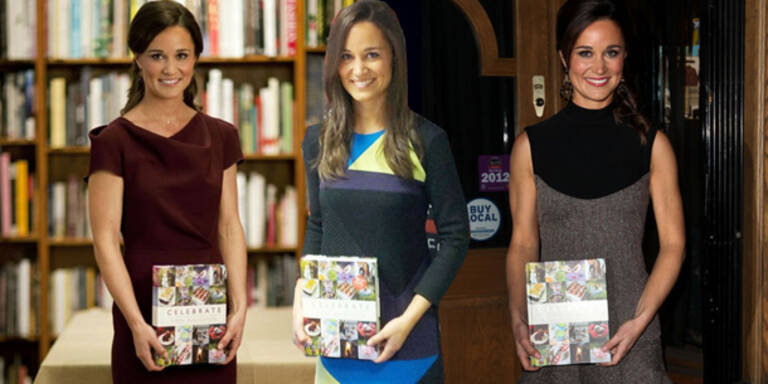Buch-Präsentation als Fashion-Show