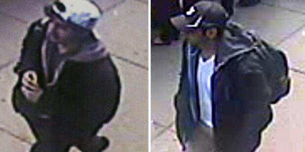 Boston-Terror: FBI jagt zwei Täter