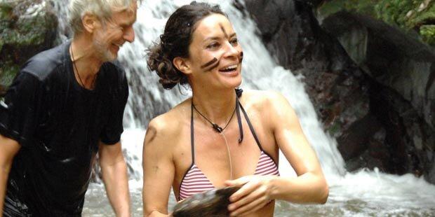 Gitta Saxx: 7 Kilo leichter nach Dschungel