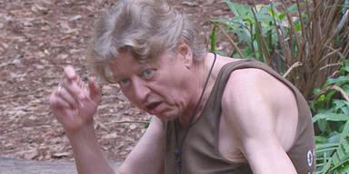 Walter Freiwald im Dschungelcamp