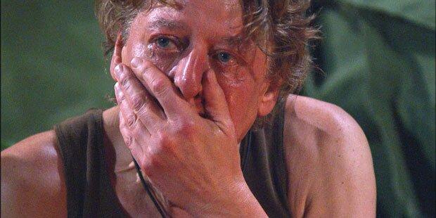 Walter Freiwald: Tränen im TV