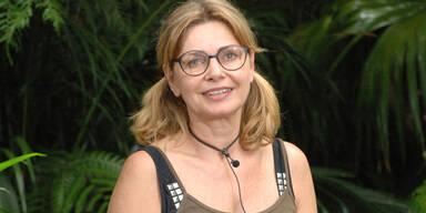 Maren Gilzer im Dschungelcamp