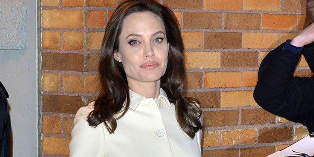 Jolie: Sauer wegen Golden Globes