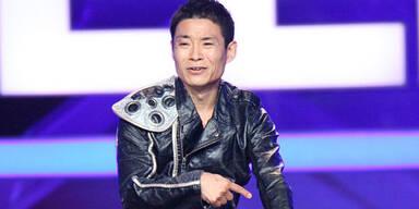 Kenichi Ebina, Supertalent