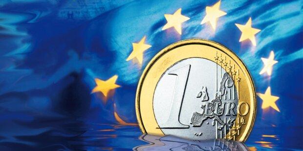 Höhenflug: Comeback des Euro