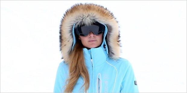 Top-Stars rocken die Ski-Piste
