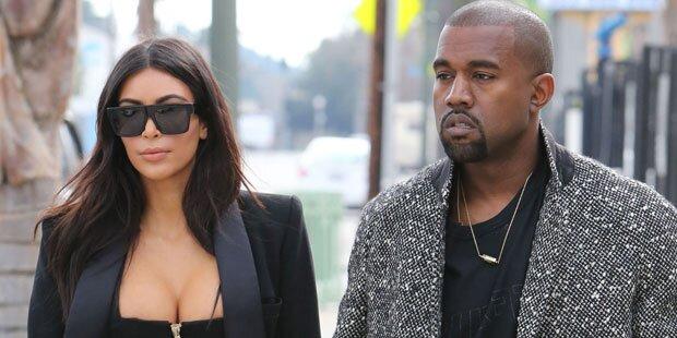 Kim: Zweites Baby, um Ehe zu retten?
