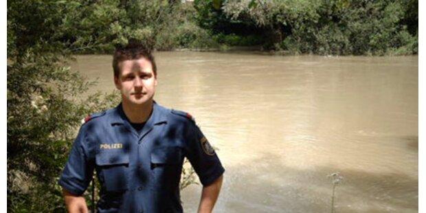 Steirer nach Sturz in Fluss vermisst