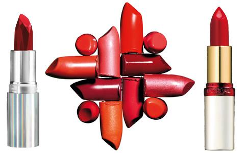 100 beste Beauty-Produkte - Lippen