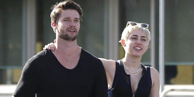 Betrügt Arnie-Sohn Miley Cyrus?