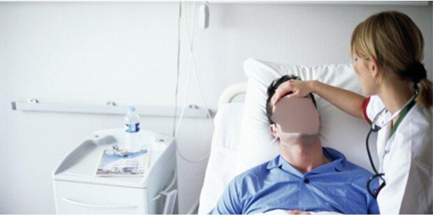 Jetzt ist Schweinegrippe in St. Pölten