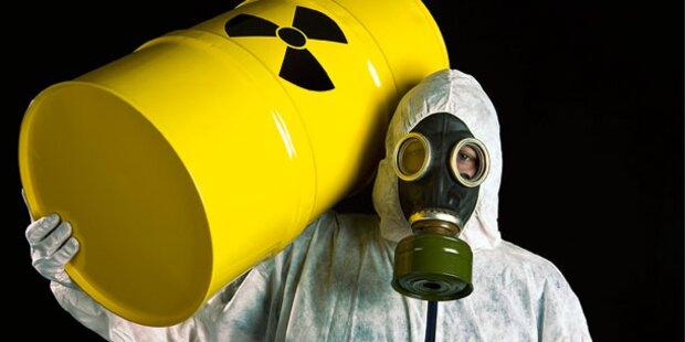 Atom-Opfer wieder im Dienst