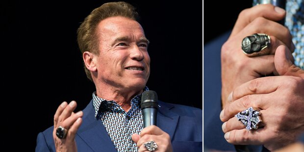 Arnie: Zwei Ringe zum Fürchten